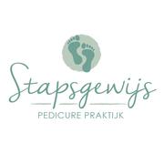 Ontwerp logo voor Stapsgewijs - pedicure