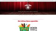 Ontwerp en realisatie website www.lithserevu.nl