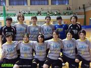 岡山県女子フットサルリーグ 第2節 vs DISFRUTA
