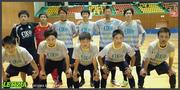 中国フットサルリーグ 第1節 vs 浜田フットサルクラブHNT/どんちっ