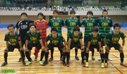 中国フットサルリーグ 第2節 vs 広島F・DO
