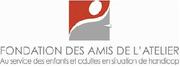 La Fondation des Amis de l'Atelier accueille et accompagne plus de 2000 enfants et adultes en situation de handicap