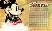 Fiche n°4. Mickey.