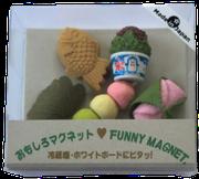 品名 和菓子          品番CC-610マク JAN4958189114109