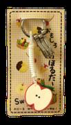 品名 スイーツカットフルーツリンゴ 品番KH-584ホル JAN4958189296447