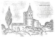 Gravure Joëlle Huc (née Martignolles)