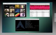 Archlinux + Cinnamon 1.6