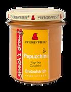 Vegetarischer Bio Brotaufstrich - Paprika, Zucchini - als Aufstrich, für eigene Sandwichkreationen, als Gewürz für Dressings, Dips und Saucen geeignet
