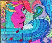 Symphony of Life 46cm x 52cm
