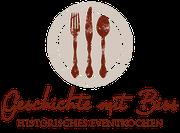 Logo Geschichte mis Biss