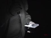 Auch der Trifeld-Meter wurde eingesetzt. #Ghosthunters #paranormal #übernatürlich #geist #ghosts