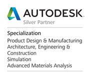 Dreicad in Ulm ist Autodesk Silver Partner für Manufacturing, Simulation und Architektur