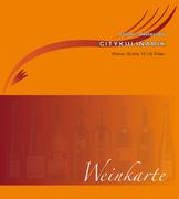 Citykulinarik Weinkarte