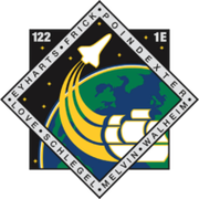 Mission patch Space Shuttle STS-122