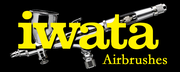 Iwata Airbrushpistolen und Kompressoren