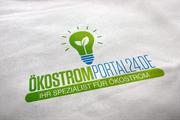 Logogestaltung Ökostromportal