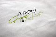 Logogestaltung Fahrschule GangArt Halle