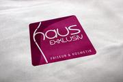 Logogestaltung haus Exklusiv