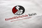 Logogestaltung Kosmetikfachschule Barian
