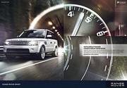 Photographer: Michael Haegele / Client: Range Rover