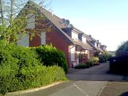 Wohngebiet mit 22 Häusern als Mischgebiet