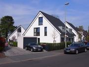 Wohngebiet mit 7 Häusern