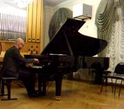 """Aus meinen """"Drei Bilder für Klavier"""" Nr. 1 Sostenuto"""