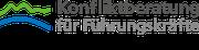 Logodesign für Konfliktberatungen · individuelle, zielgerichtete Lösungswege
