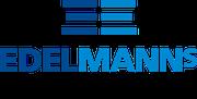 Logodesign für Edelmanns Informatik · Zukunftweisende Lösungen