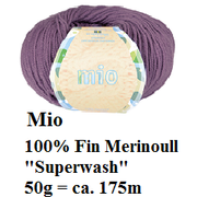 Järbo Wolle Mio