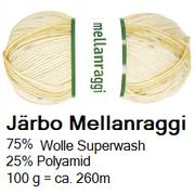 Järbo Wolle Mellanraggi