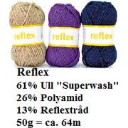 Järbo Wolle Reflex