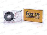 FOX C90カセットテープ