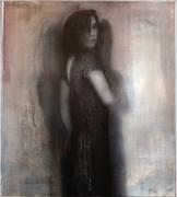 Emma 2017 Öl auf Leinwand 140 x 120 cm