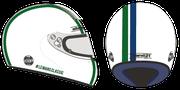 Le Mans classic Helm