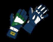 Le Mans classic Handschuhe