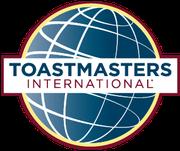 Keynote Speaker at Toastmasters International