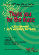 2018_06 Thank you for the music