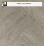 VillaLine 201 Grey Brown
