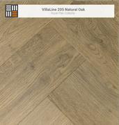 VillaLine 205 Natural Oak