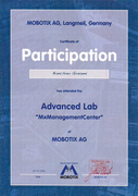 Mobotix certificazione Advanced Lab