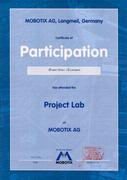 Mobotix certificazione Project Lab