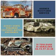 Extérieurs - véhicules - motos - voitures - caravanes - tracteurs - autos