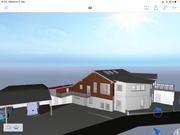 Visueller Entwurf Umbau Käserei zu Wohngebäude Glottertal