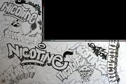 Tetromino by Nicotine
