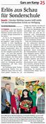 Bericht in der NÖN Horn (Woche 13) durch DI Gerhard Baumrucker