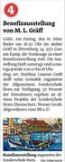 Vorankündigung, Bezirksblätter Horn, Woche 10