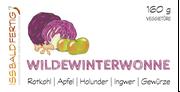 Etikett WildeWinterWonne - bekannt aus den Medien und sensationell zu Steak, Wild und Braten