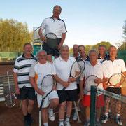SKG Stockstadt Tennis - Herren 65 Meister Kreisliga A 2011