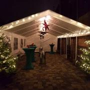 Weihnachtszelt